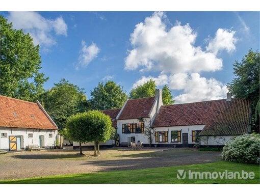 Foto Boerderij - Hoeve te koop - Jabbeke (Immovlan...