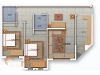 Photo Appartement to buy with 107 m² and 2 bedrooms...