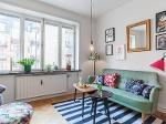 Bild 1 rums lägenhet i Stockholm