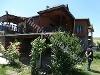 Fotoğraf Taraça'dan gölbaşi mahmatli bahçe de mustaki̇l...