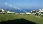 Fotoğraf Yener'den Yalıkavak'ta ful deniz manzaralı...