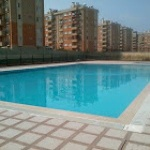 Fotoğraf Acil satılık daire havuzlu güvenlikli site...