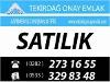 Fotoğraf Teki̇rdağ şarköy'de satilik 9300m2 yatirimlik...