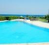 Fotoğraf -Güre deni̇ze sifir havuzlu yazlik*-*