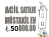 Fotoğraf Aydın incirliova'da satılık 2+1 müstakil ev