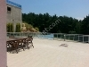 Fotoğraf Soğucak'ta eşsi̇z manzarasiyla özel havuzlu...