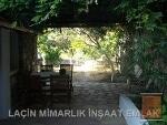 Fotoğraf Eski datça mahallesindeki eski taş ev