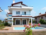 Brand New Centre Villa With Own Pool – 612.186TL