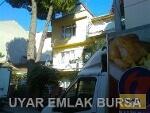 Fotoğraf Bursa hürri̇yette satilik 3 kat bahçeli̇ bi̇n