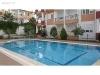 Fotoğraf Antalya si̇de'de si̇te i̇çeri̇si̇nde yüzme...