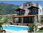 Fotoğraf Fethiye Ölüdeniz'de 4+1 özel havuzlu kiralık villa