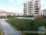 Fotoğraf Havuzlu site içerisinde ultra lüks satılık 2+1...