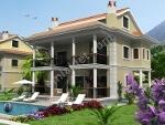Fotoğraf Fethiye'de Ovacıkta Lüks 4+1 Villa