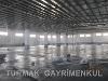 Fotoğraf Hadımköy sanayide 5000 m2 fabrika
