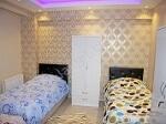 Fotoğraf Bekar erkeklere özel eşyali sifir lüx apart odalar