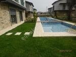 Fotoğraf Egetan'dan güzelbahçede satilik yüzme havuzlu...