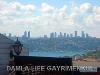 Fotoğraf Çamlica'da boğaz manzarali 3+1 çati kati