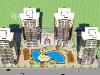Fotoğraf Site İçerisinde Yüzme Havuzlu Özel Güvenlikli...