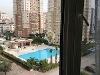 Fotoğraf Baytur kozyataği konutlarinda havuz manzarali...