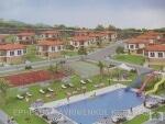 Fotoğraf Yepyeni Bir Tatil Köyü Satilik 3+1 Dubleks Villa