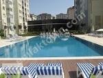 Fotoğraf Taşdelen i̇vory si̇tesi̇nde 1+ 66m2 havuz cephe