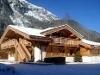 Fotoğraf Bolu kartalkaya da günlük kiralık lüks dağ evi