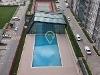 Fotoğraf Innovia 2 de havuz cephe 3+1 ankastreli̇ temiz...