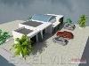 Fotoğraf Bodrum torbada 150 m2 otoparkli araç gi̇ri̇ş