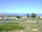 Photo Uninterrupted seaview plot in Onrus for sale