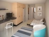 Photo Bachelor Flat in Potchefstroom (student! )