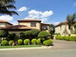 Photo Double storey cluster in secure Estate