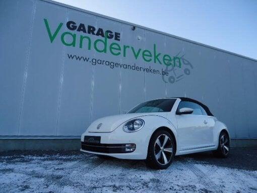 Foto Volkswagen Beetle 1.2 TSI Design * cabrio * als...