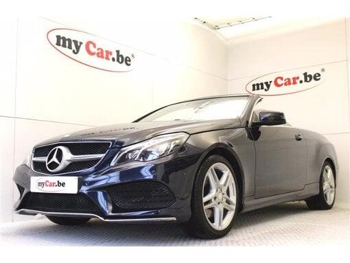 Foto Mercedes-Benz E 220 - Cabriolet +NAVI...