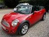 Photo Mini Cooper 1.6i cabriolet.