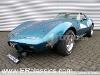 Photo Chevrolet Corvette V8 Targa 1977 blue metalise...