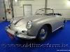 Photo Porsche 356 B T5 Super Roadster Grey'61