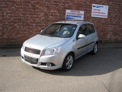 Photo Chevrolet Aveo 1.4i - automatique airco