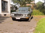 Photo BMW 520/6 e12