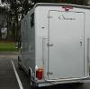 Photo Renault master camionnette transport 2 chevaux