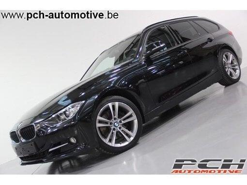 Photo BMW 330 D Touring Aut. Sport Line, Break,...