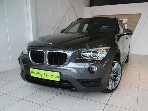 Photo BMW X1 Dsl (E84) 2.0 d sDrive18, SUV/4x4,...