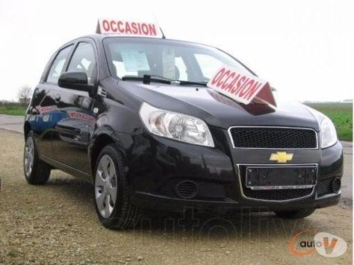 Photo Chevrolet Aveo