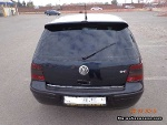 Photo Volkswagen golf 4 modele 2001