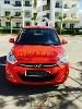 Photo I10 rouge Hyundai