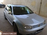 Photo Volkswagen Golf diesel à Meknes