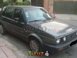 Photo Volkswagen Golf 2 GTD Turbo Diesel Volkswagen