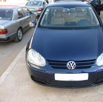 Photo Volkswagen Golf Mod 2005 à meknès