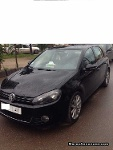 Photo Vw golf 2009 diesel 2.0 L