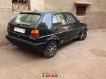 Photo Volkswagen golf 2