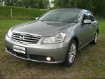 Picture Nissan, Fuga 350GT 2007